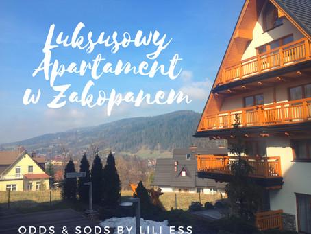 Smrekowa Polana Resort & SPA **** - luksusowy apartament w Zakopanem