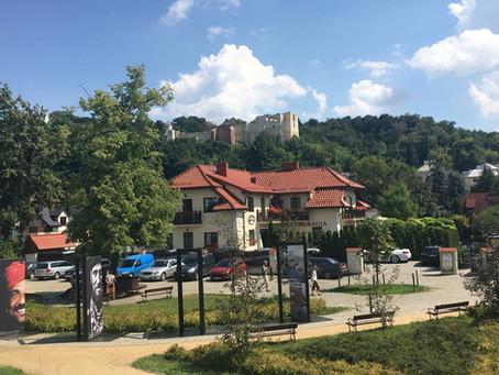 Weekend w Kazimierzu Dolnym nad Wisłą - Pensjonat Austeria Kazimierska