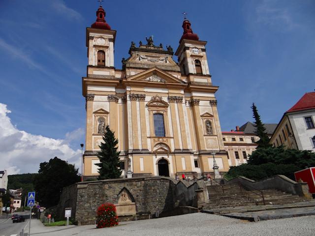 Klasztor Augustynianów pod wezwaniem  Zwiastowania Maryi Panny