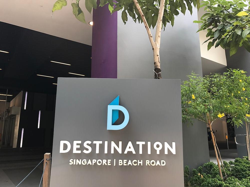 Hotel Destination Singapore Beach Road
