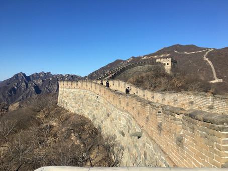 The Great Wall of China - Jak dostać się na na Wielki Mur Chiński nie korzystając z oferty biur tury