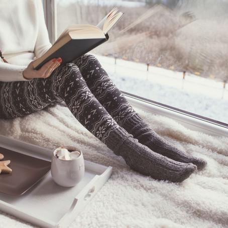 Książka na jesienne wieczory - listopad