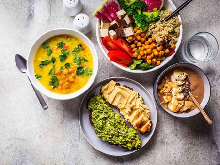 Czy można zdrowo i smacznie jeść na wegańskiej diecie ?