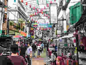 China Town - Kuala Lumpur