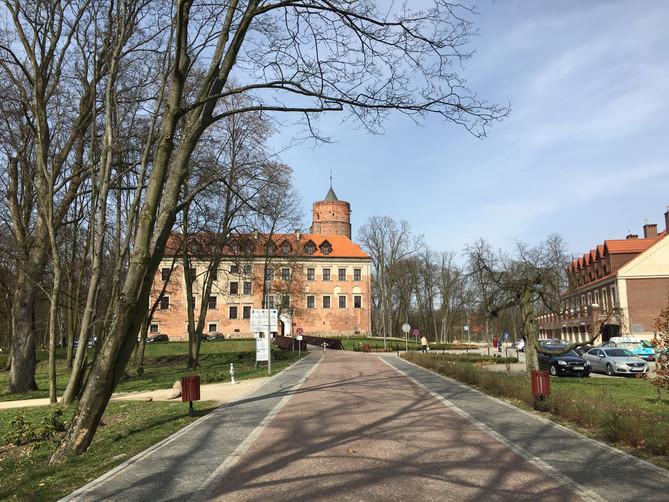 Uniejów Zamek Arcybiskupów Gnieźnieńskich