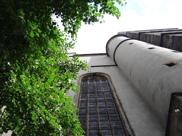 Widok na wieżę