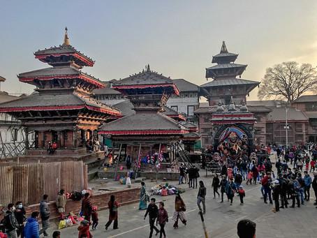 Durbar Square - Katmandu