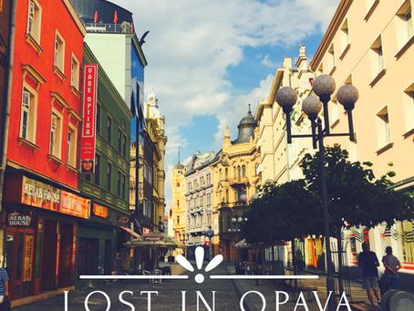 TOP TEN  z czeskiej Opavy - czyli czego nie można pominąć spacerując po Starym Mieście.