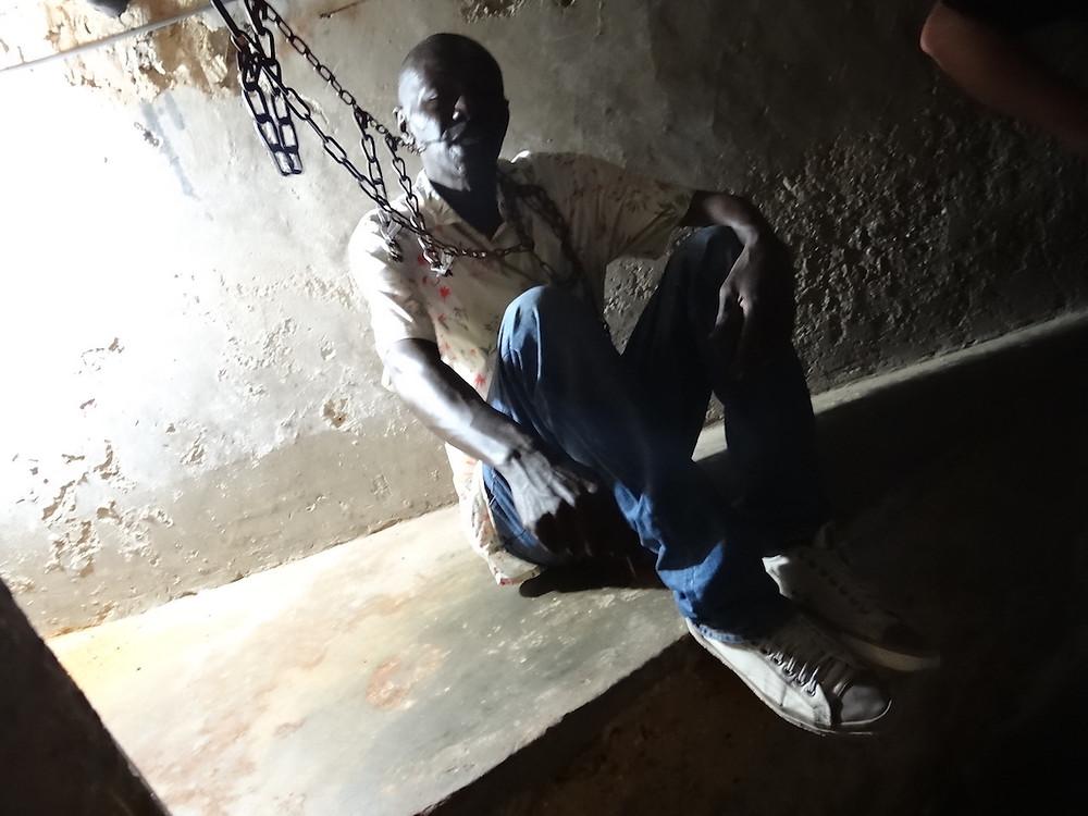 Slave Market - Zanzibar