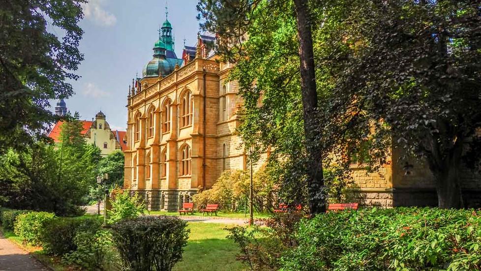 Czechy na weekend - Liberec