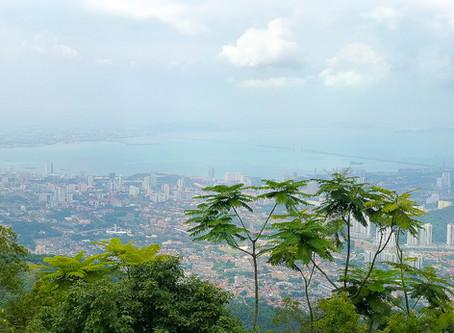Bukit Bandera - wzgórza Penang Hill