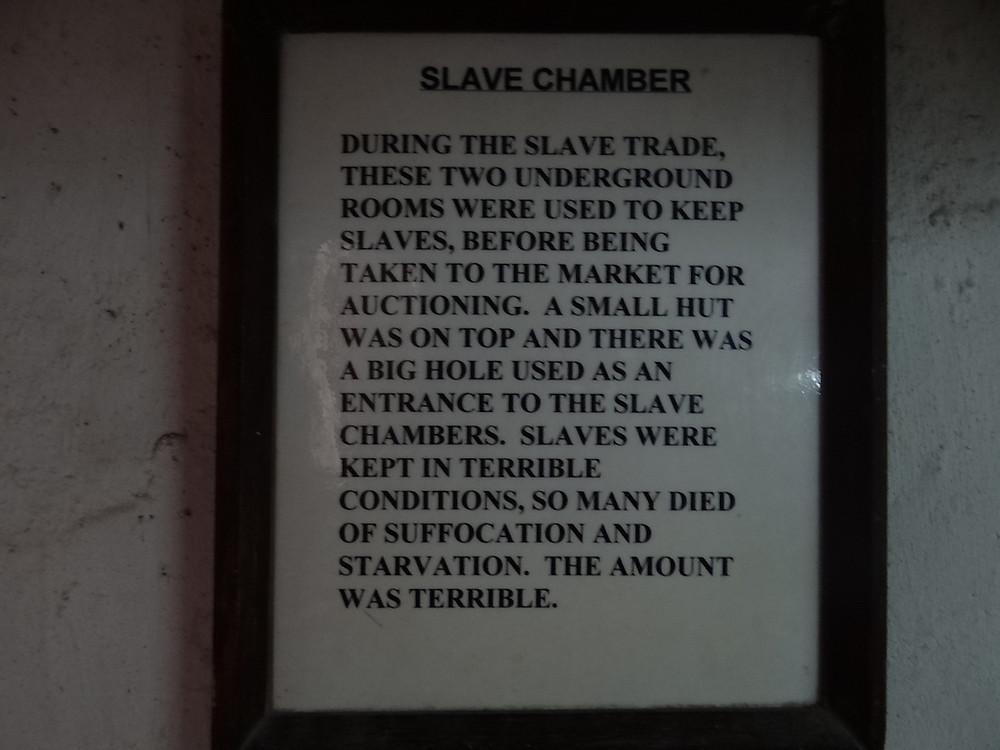 Katedra Anglikańska - Slave Market Zanzibar