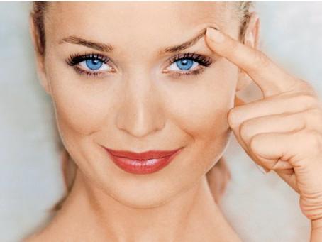 Opadająca powieka ? Trzyprostećwiczenia-sprawdzony sposób aby jej zapobiegać.