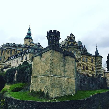 Z wizytą u sąsiadów - Bajkowy zamek Frydlant