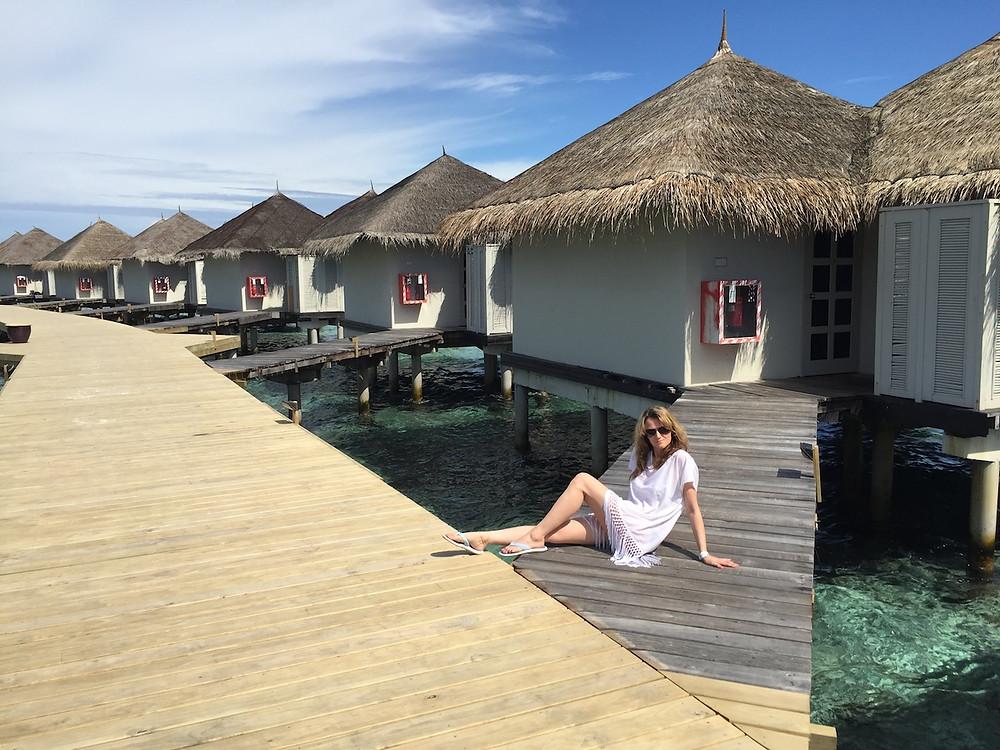 Cinnamon Dhonveli Maldives - water bungalow