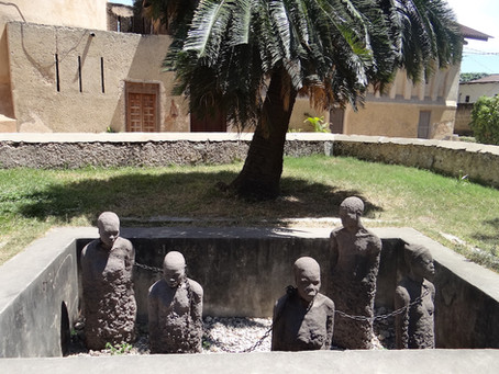Zanzibarskie opowieści-Stone Town i Slave Market