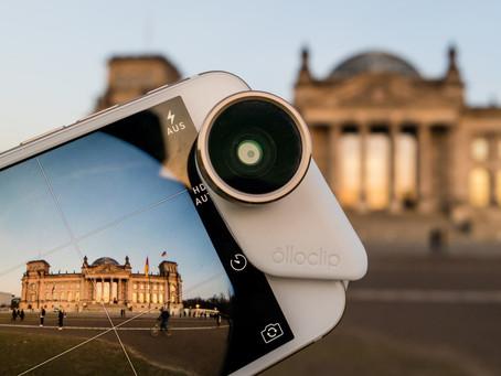 Trzy przydatne gadżety, które zmienią twój telefon w profesjonalny sprzęt fotograficzny