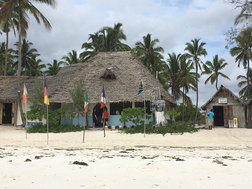 Restauracja TARTARUGA  Uroa - Zanzibar