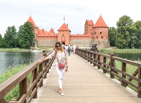 Zamek w Trokach - Trokai Castle