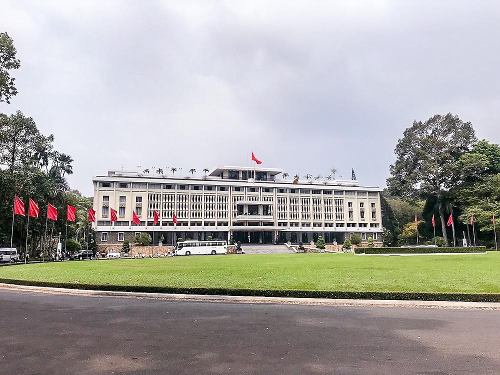 Pałac NIepodległości Ho Chi Minh