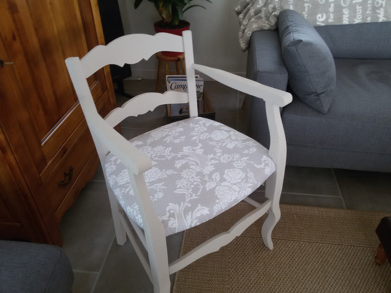 Fauteuil complet