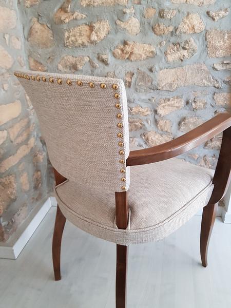 Réfection de fauteuil
