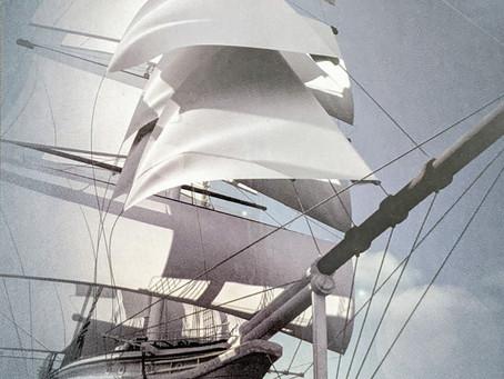 Sailing Right Along