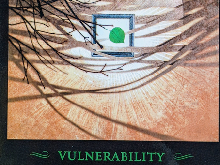 Vulnerability - The Strong Choice