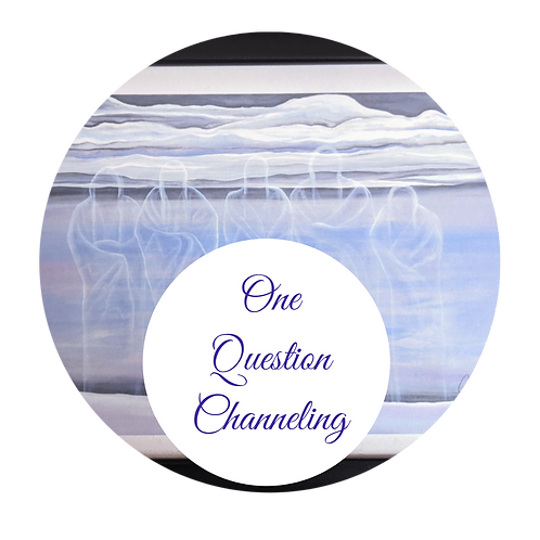 One Question Channeling