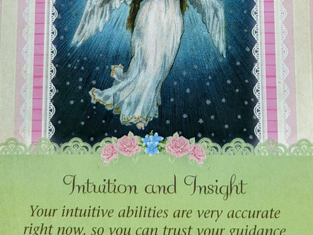 Turn Up Your Trust in You Intuition