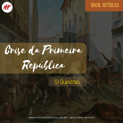 Crise da Primeira República