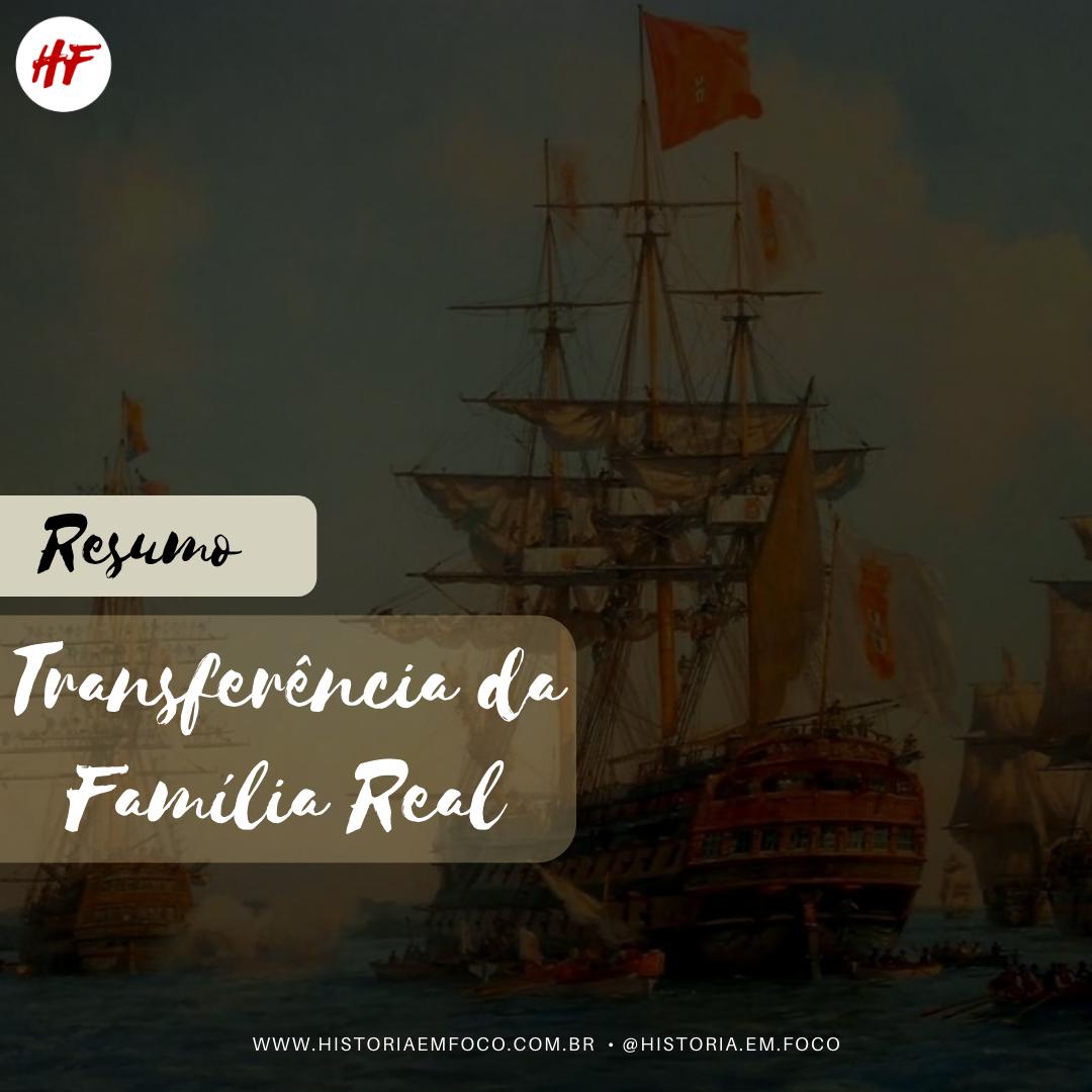 Transferência da Família Real