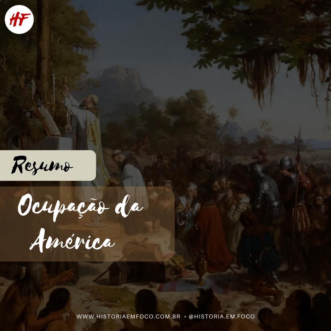 Ocupação da América