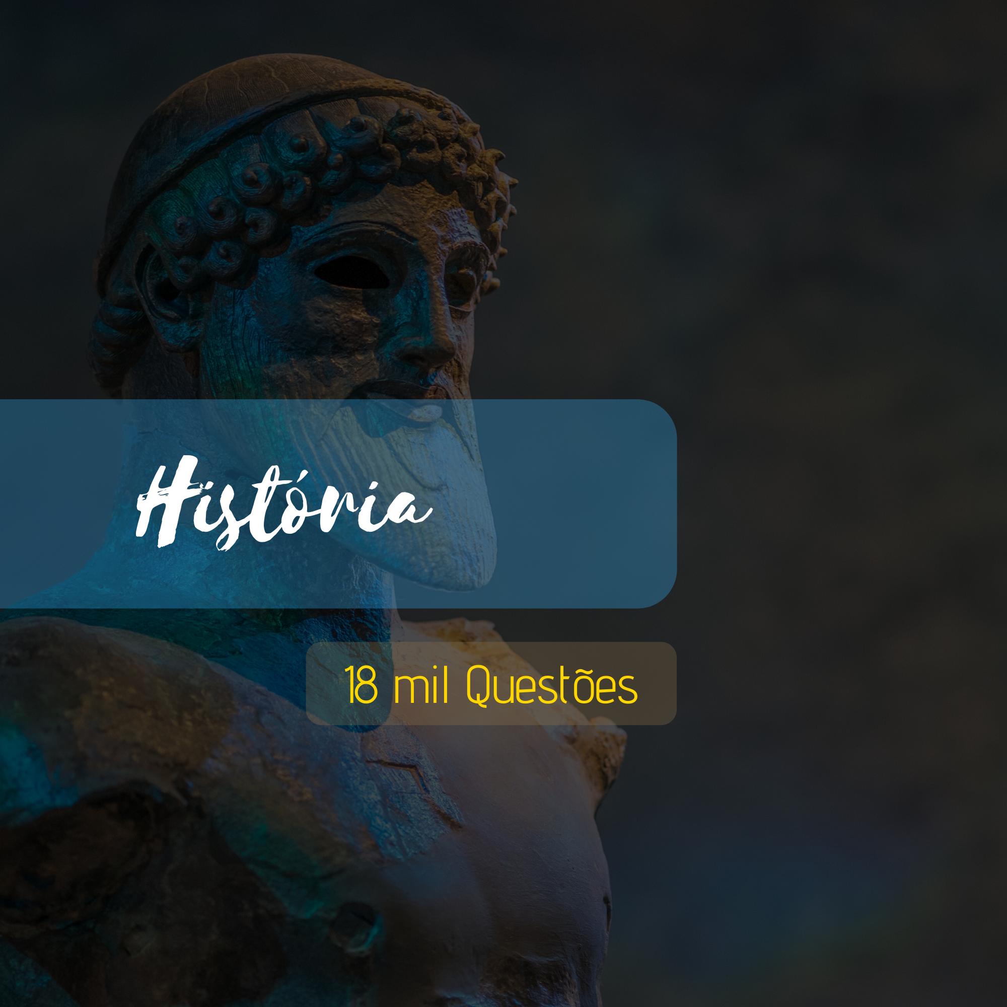 Pacote de Questões: História