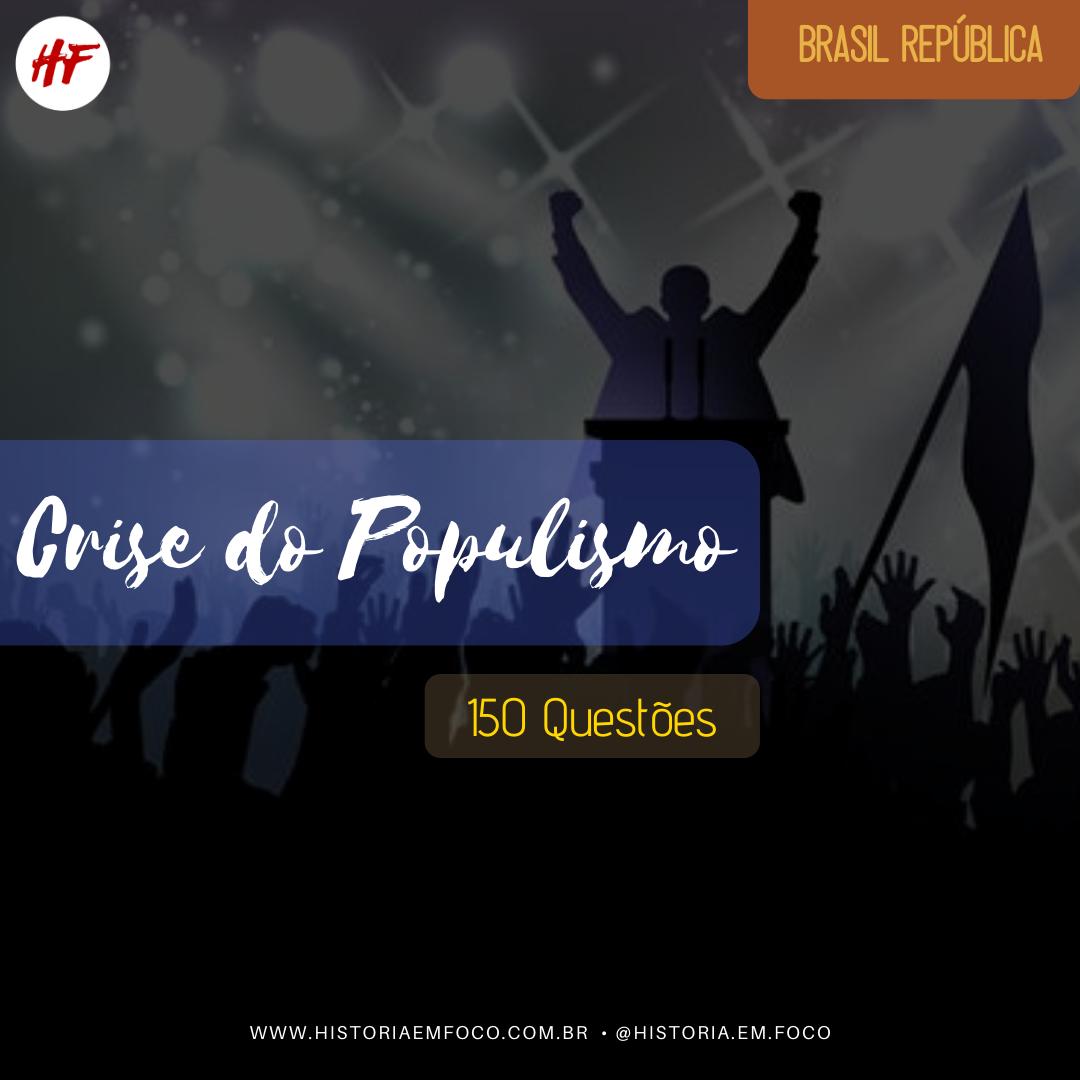Crise do Populismo