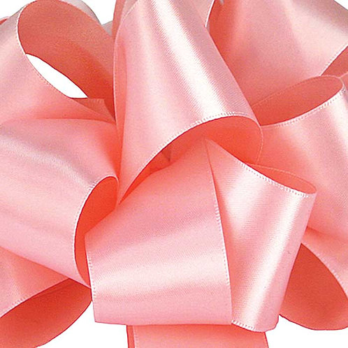 Offray Double Face 1/4'' LIGHT PINK 100 YARDS