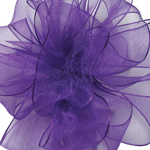 Offray WIRED ORGANZA 5/8'' PRP 25 YARDS
