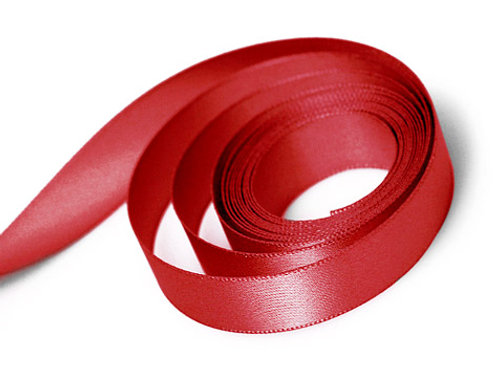RUBAN TEX-STYLE 1'' DFS RED 100 YARDS