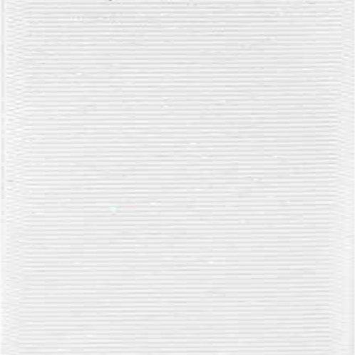 Offray GG 3/8'' WHITE 100 YARDS