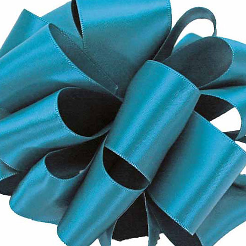 Offray DFS 5/8'' DEEP TEAL 50 YARDS