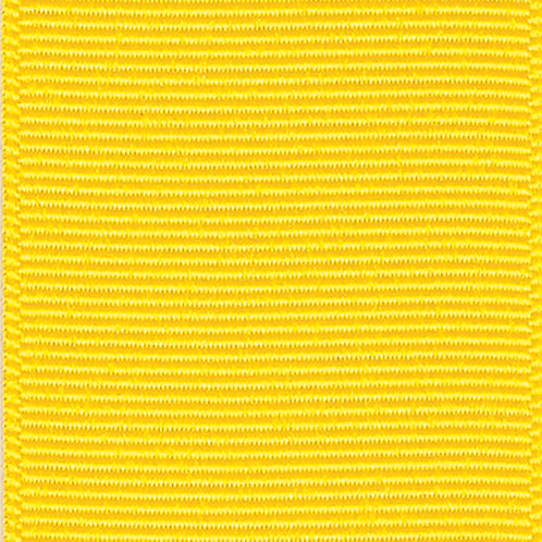 Offray GG 3/8'' MAIZE 100 YARDS