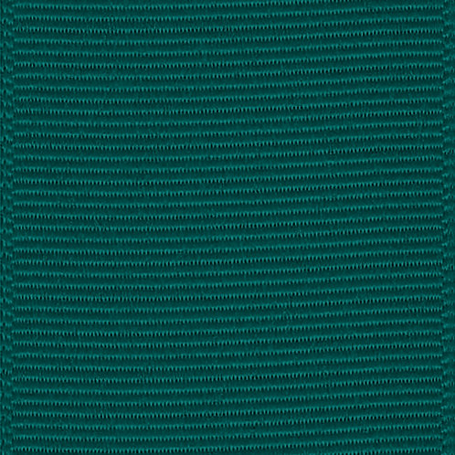 Offray GG 1/4'' DEEP TEAL 100 YARDS