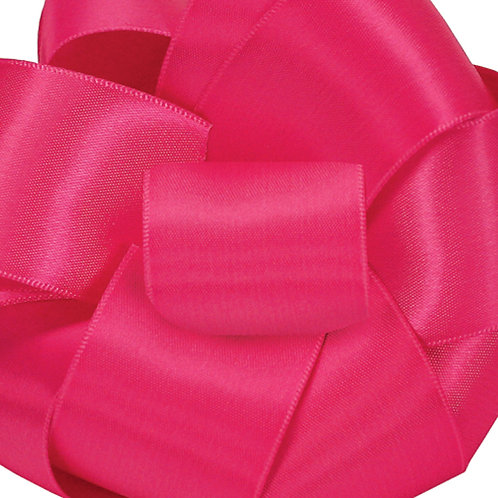 Offray Double Face 1/4'' CYCLAMEN 100 YARDS