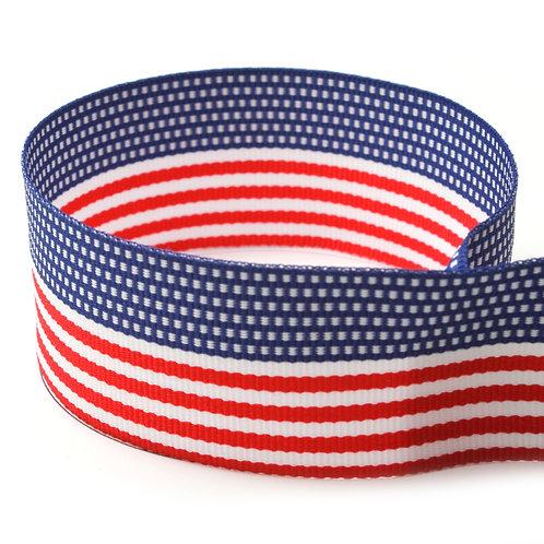 Stripped GG 7/8'' AMERICAN FLAG 100 YARDS