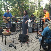 Berry Creek jam session