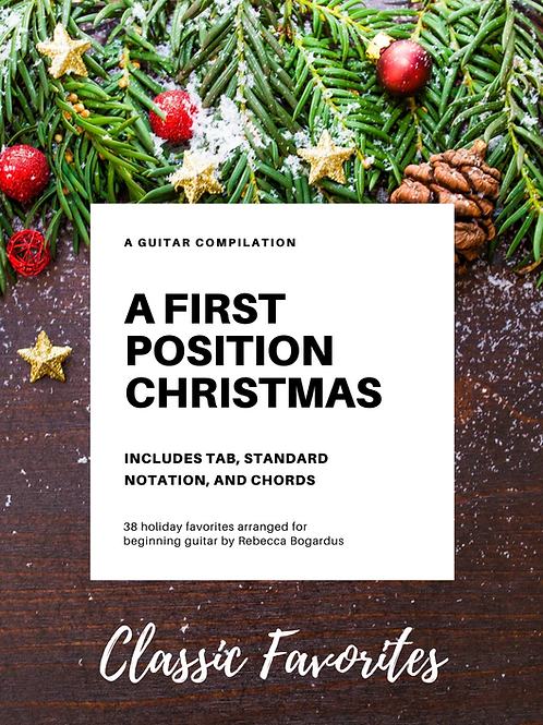 A First Position Christmas Classic Favorites