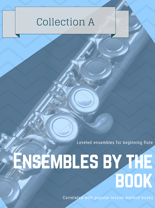 Ensembles By the Book, Collection A