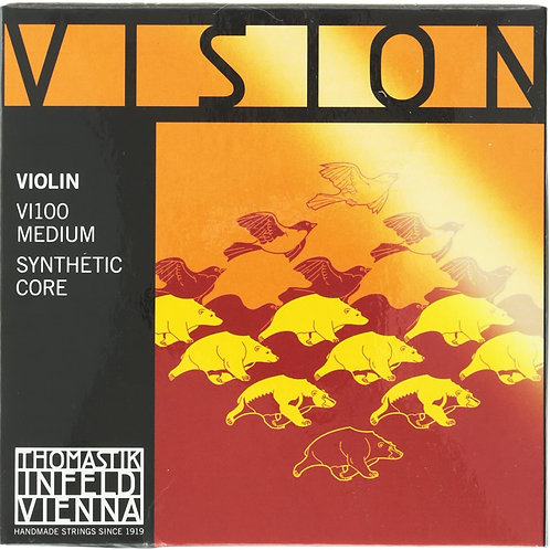 Dominant-Thomastik Vision Violin String Set