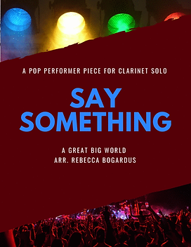Say Something Clarinet Solo Cover.png
