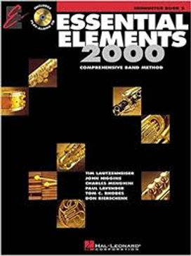 Essential Elements for Band Conductor Book 2